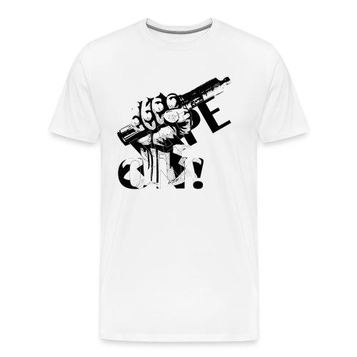 Vape On! - T-shirt Premium Homme