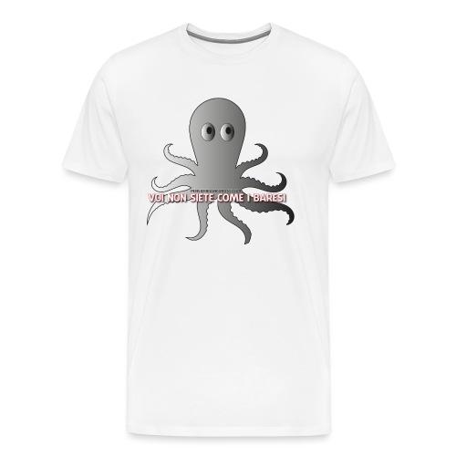 LogoVNCIB - Maglietta Premium da uomo