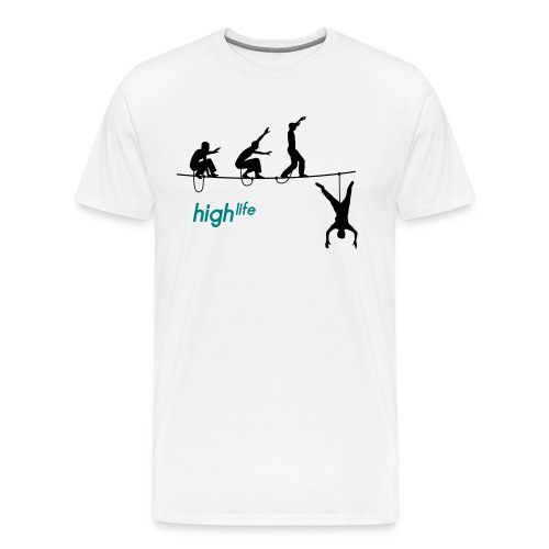 Highlife (woman) - Men's Premium T-Shirt