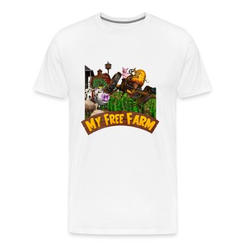 My Free Farm - Männer Premium T-Shirt