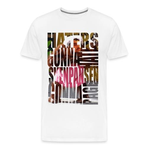 Haterpanse - Männer Premium T-Shirt