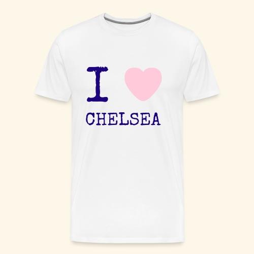 I Love Chelsea 2017 - Men's Premium T-Shirt