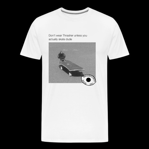 Hello pigeon - T-shirt Premium Homme