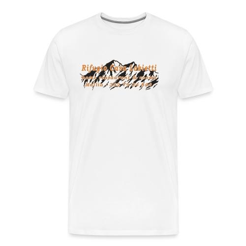 Rifugio Casa Lobietti - Maglietta Premium da uomo