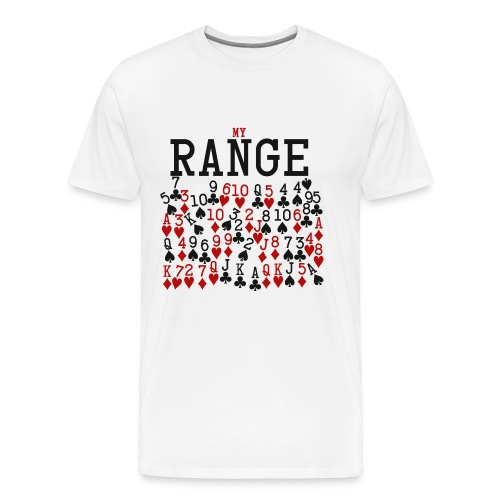 My Range - Men's Premium T-Shirt