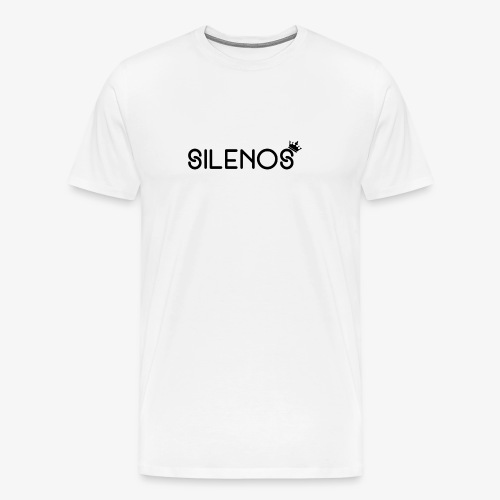 silenosmerch5 png - Männer Premium T-Shirt
