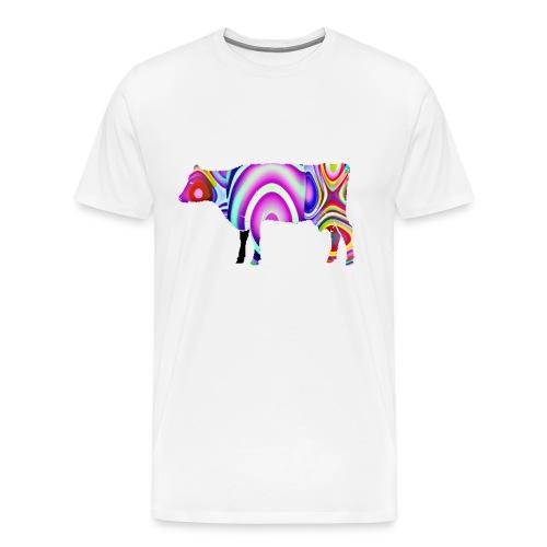La vache - T-shirt Premium Homme