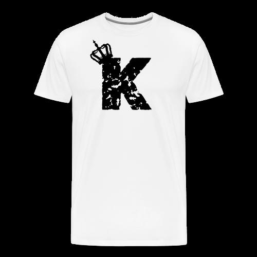 Kinzzyy Black - Männer Premium T-Shirt
