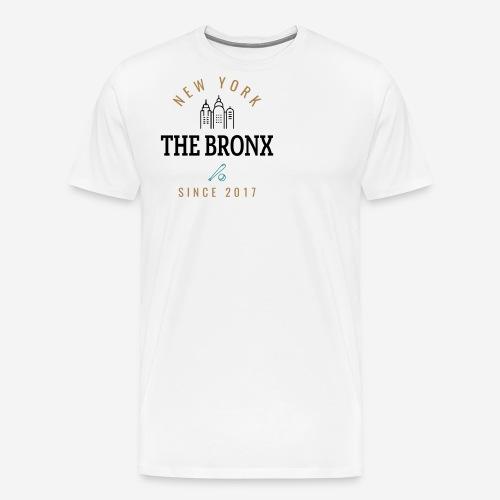 NEW YORK - THEBRONX - Maglietta Premium da uomo
