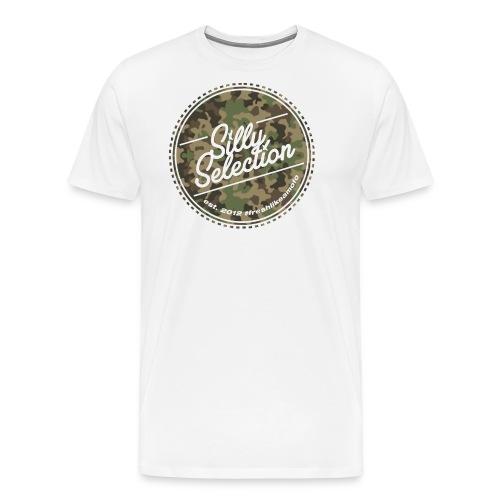 Silly milli - Premium-T-shirt herr