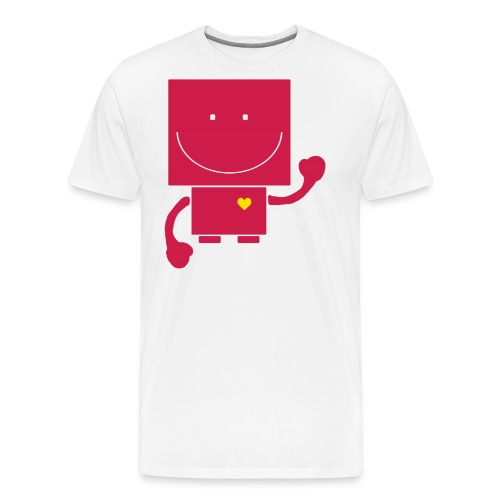 Koolkati3 Robot - Men's Premium T-Shirt