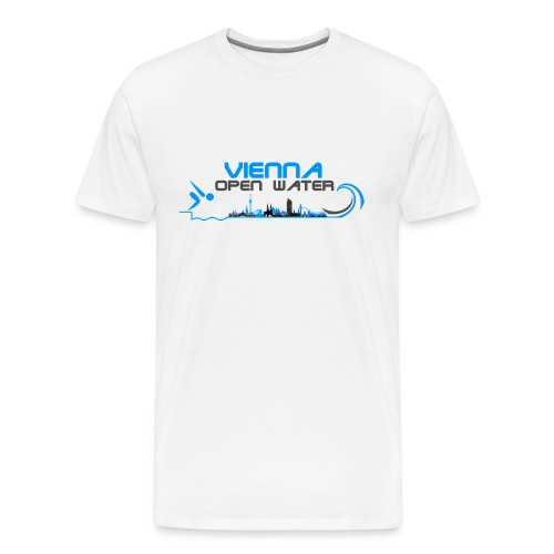 Logo VOW fb png - Männer Premium T-Shirt