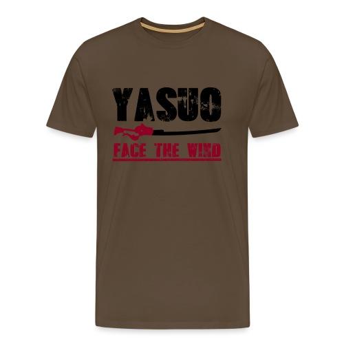 Yasuo Main - Männer Premium T-Shirt