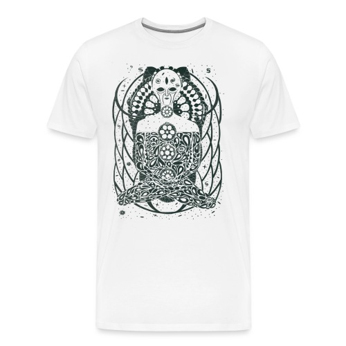 Alienbuddha - Men's Premium T-Shirt
