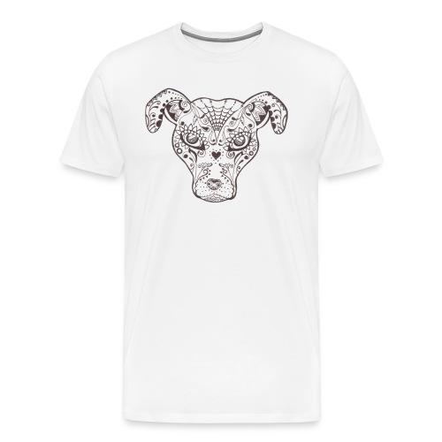 Sugar Dog - Männer Premium T-Shirt