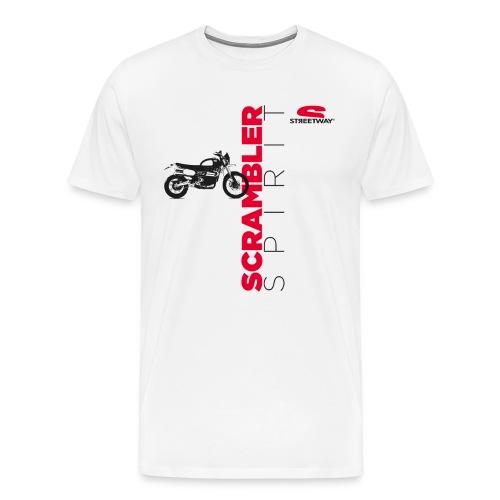 M0126 - T-shirt Premium Homme
