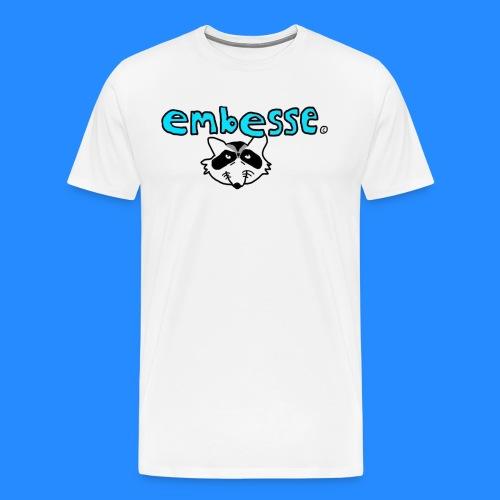 embbig png - Men's Premium T-Shirt
