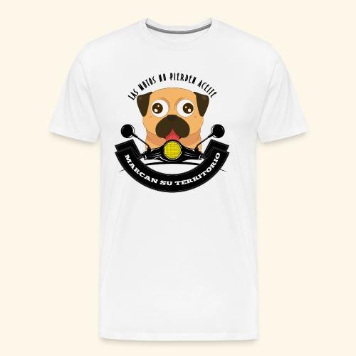 Territorio Perruno - Camiseta premium hombre