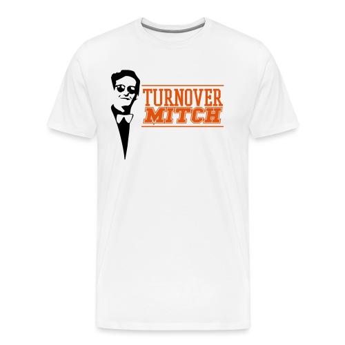 TurnoverMitch - Mannen Premium T-shirt