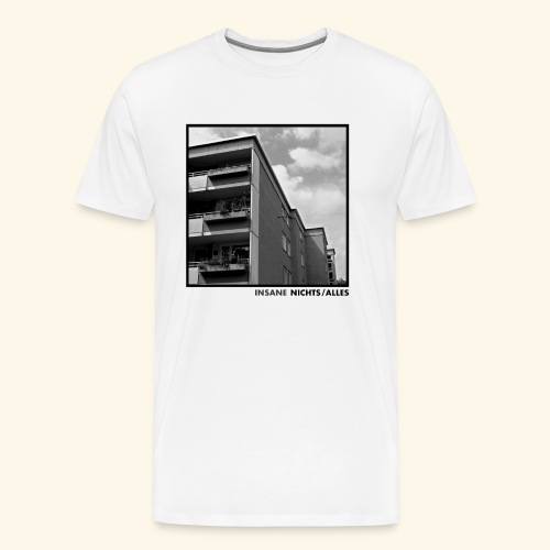 shirt white png - Männer Premium T-Shirt