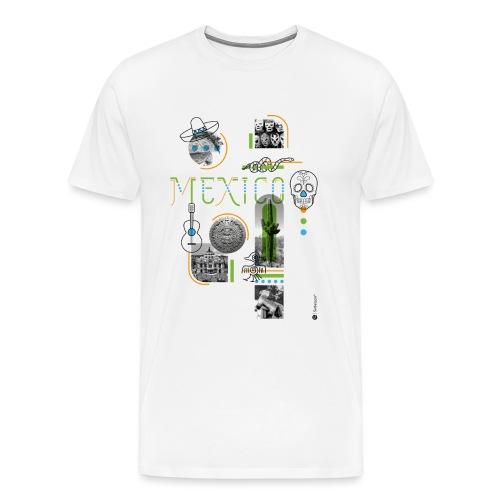 MEXICO - T-shirt Premium Homme