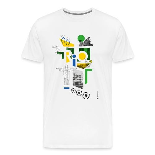 RIO - T-shirt Premium Homme