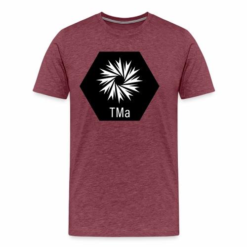 TMa - Miesten premium t-paita