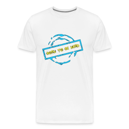 TEST png - Maglietta Premium da uomo