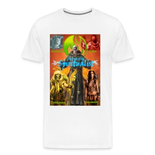 spiritualist kopie - Männer Premium T-Shirt