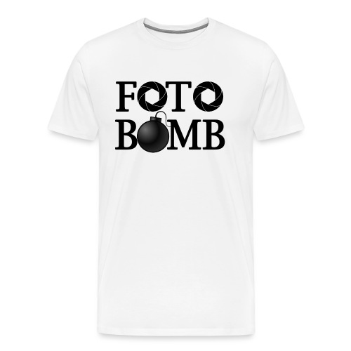 Foto-Bomb - Men's Premium T-Shirt