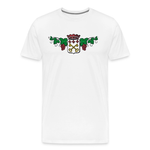 Blason de Bourgueil Grand - T-shirt Premium Homme