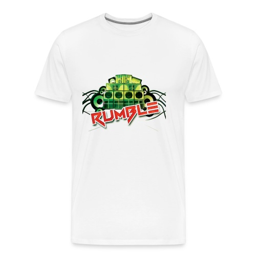 rumble reggae png - T-shirt Premium Homme