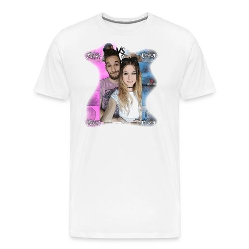 Tina VS Ivan - Men's Premium T-Shirt