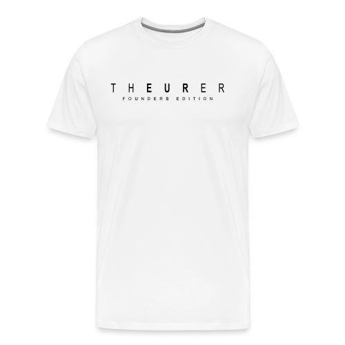 T H E U R E R | FOUNDERS EDITION - Männer Premium T-Shirt