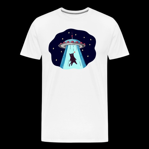 Chat Ovni - T-shirt Premium Homme