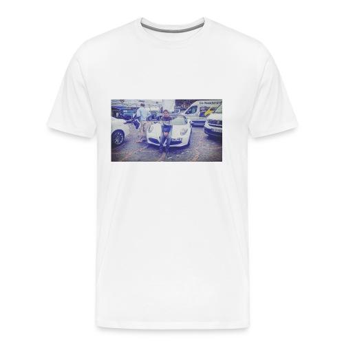 Mohamed Gamer - Men's Premium T-Shirt