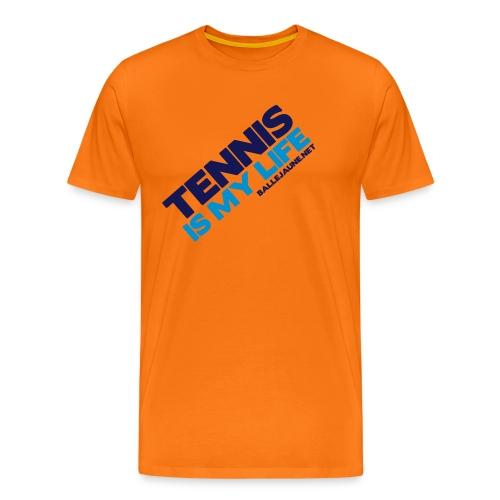 tennis-is-my-life - T-shirt Premium Homme