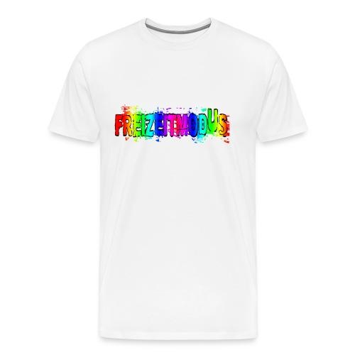 Freizeitmodus - Männer Premium T-Shirt