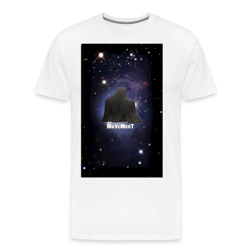 Galaxie Kopie jpg - Men's Premium T-Shirt