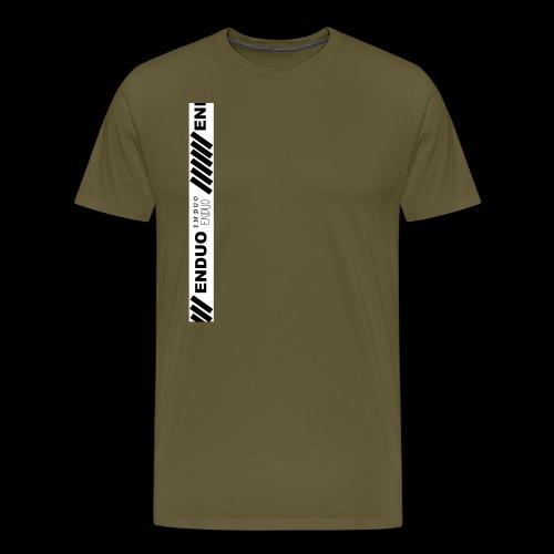 ENDUO independent V2 - T-shirt Premium Homme