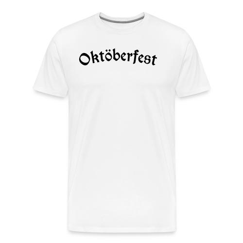 Oktöberfest - Männer Premium T-Shirt