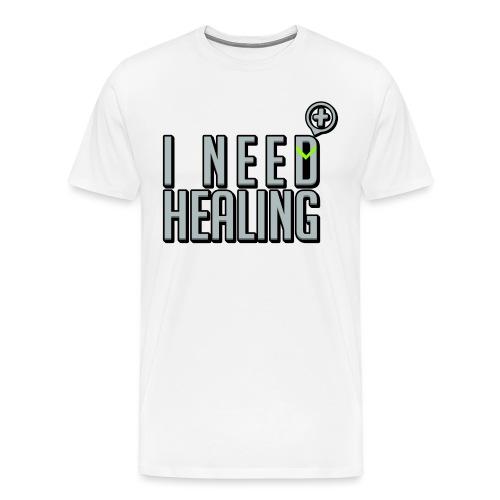 I need haling - Männer Premium T-Shirt