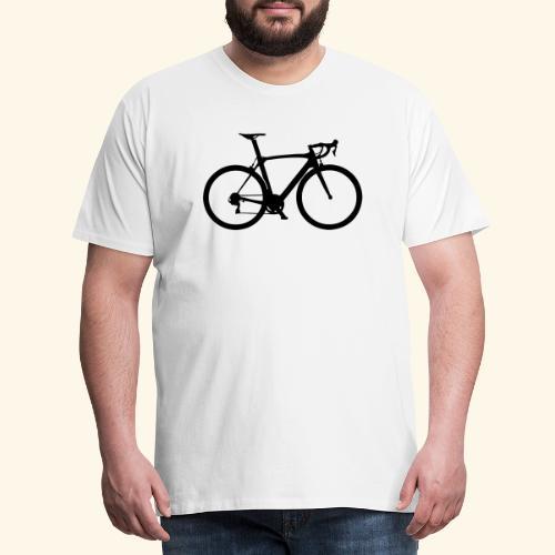 Cykel - Premium-T-shirt herr