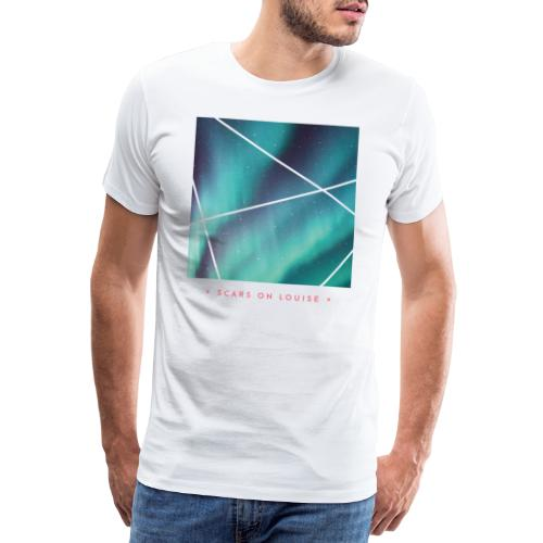 POLAR LIGHTS - T-shirt Premium Homme