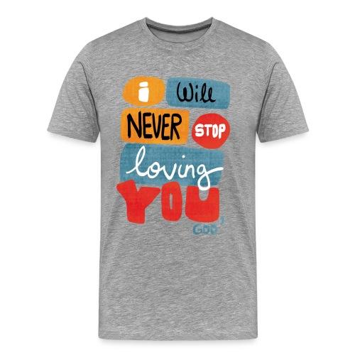 Love Maxime Lebrum - T-shirt Premium Homme