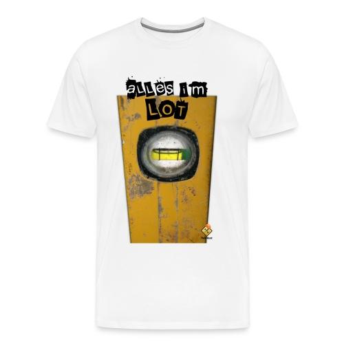 allesimlot png - Männer Premium T-Shirt