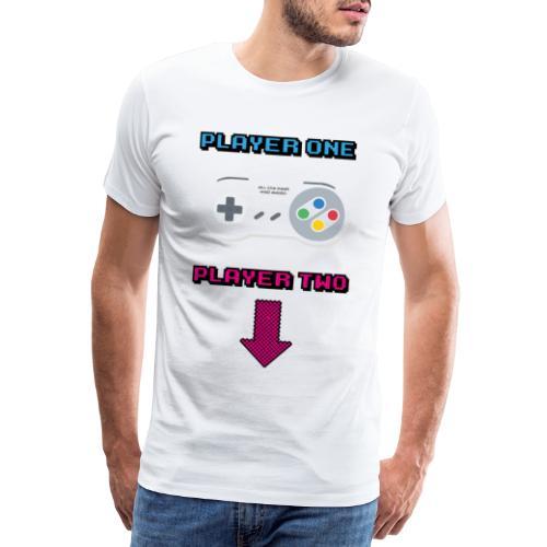 Retro Game All The Best Web Radio - Men's Premium T-Shirt