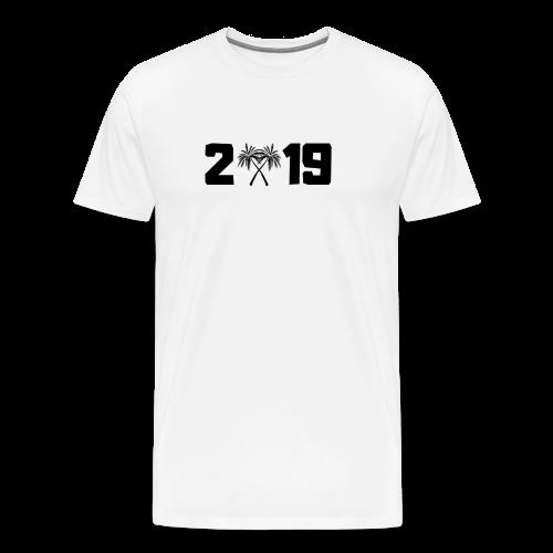 PalmX 2019 - Premium-T-shirt herr