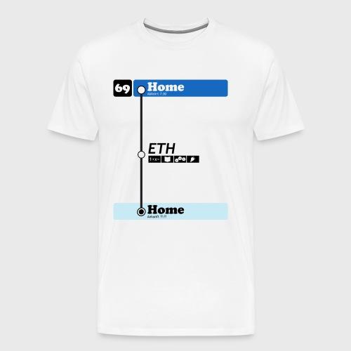 ETH Life - Männer Premium T-Shirt