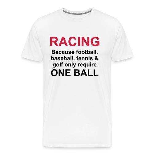 balls_001 - Männer Premium T-Shirt